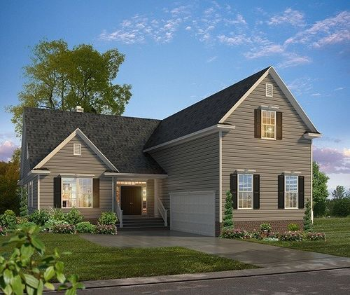 Regency at Landfall by Emerald Homes in Wilmington North Carolina