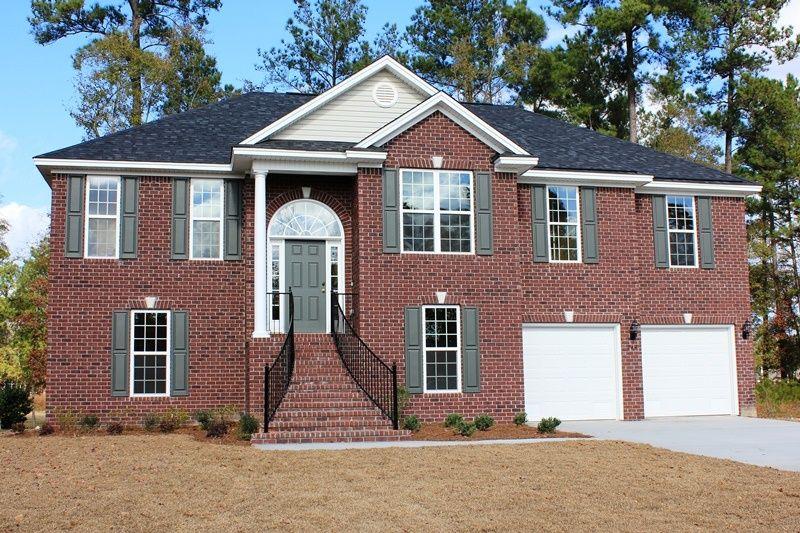 Ernest signature custom homes sweetwater station jones for Custom home builders savannah ga