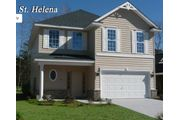 St. Helena 4 - Clover Point at Belmont Glen: Guyton, GA - Ernest Homes