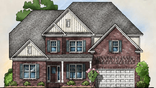 Sheridan by Essex Homes in Charlotte North Carolina
