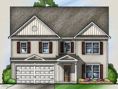 Millbridge by Essex Homes in Charlotte North Carolina