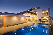 homes in Sol Palm Springs by Family Development Group
