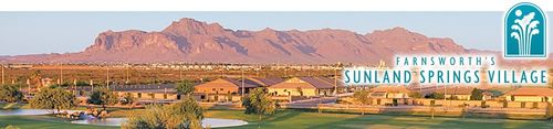 Sunland Springs Village by Farnsworth Homes, Inc. in Phoenix-Mesa Arizona