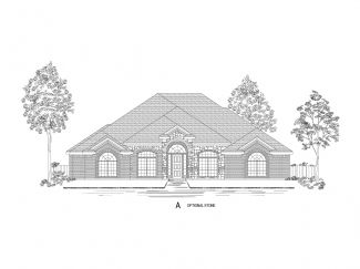 Valencia - Benders Landing Estates: Spring, TX - Gallery Custom Homes