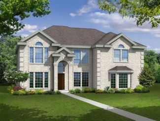 Elerson Ranch by First Texas Homes in Dallas Texas