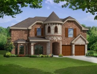 Single Family for Sale at The Preserve At Pecan Creek - Brentwood Ii W/Media 4130 Boxwood Drive Denton, Texas 76208 United States