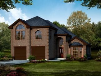 Brittany - Oak Hill Park: Arlington, TX - First Texas Homes