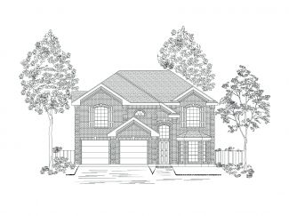 Princeton - The Meadows at Daniel Farms: Desoto, TX - First Texas Homes