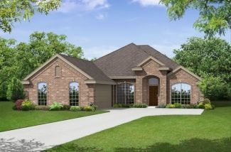 Westchester w/Game - Bankston Meadows: Mansfield, TX - First Texas Homes