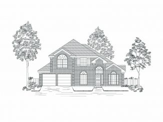 80' Lots - Bradford - Heritage: Celina, TX - First Texas Homes
