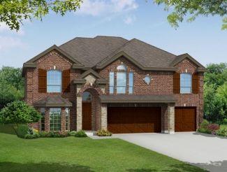 Prestwyck by First Texas Homes in Dallas Texas