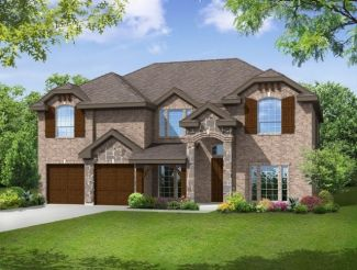 The Villages of Woodland Springs by First Texas Homes in Fort Worth Texas