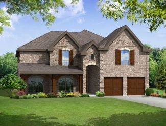 Sorano Estates by First Texas Homes in Dallas Texas
