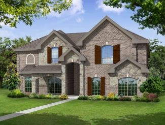 Canterbury Hills at Trophy Club by First Texas Homes in Fort Worth Texas
