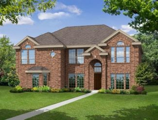 Hillcrest w/Media - The Highlands at Trophy Club: Trophy Club, TX - First Texas Homes