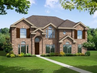 house for sale in Brookstone Estates by First Texas Homes