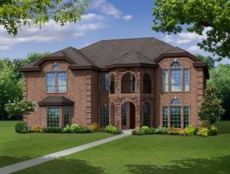 Elerson Ranch by First Texas Homes in Fort Worth Texas