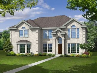 Stonehaven w/Media - Canterbury Hills at Trophy Club: Trophy Club, TX - First Texas Homes