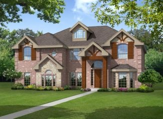 Oak Hill Park by First Texas Homes