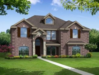 Stonehaven - Hidden Lakes: Cedar Hill, TX - First Texas Homes