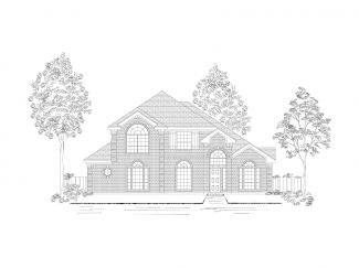 Bradford - Grayhawk Addition Forney: Forney, TX - First Texas Homes
