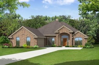 Westchester II w/Game - Spring Creek Estates: Midlothian, TX - First Texas Homes