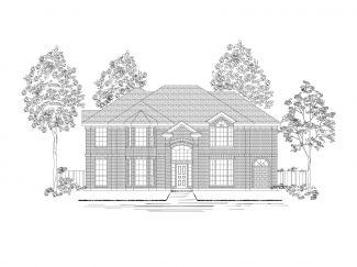 Brookfield II - Garden Heights: Mansfield, TX - First Texas Homes