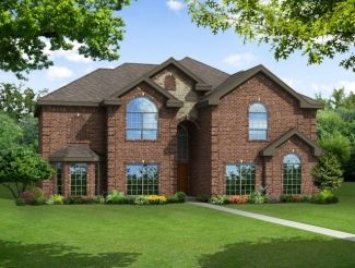 Harmony at Red Oak by First Texas Homes in Dallas Texas