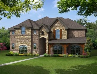 The Preserve by First Texas Homes in Dallas Texas