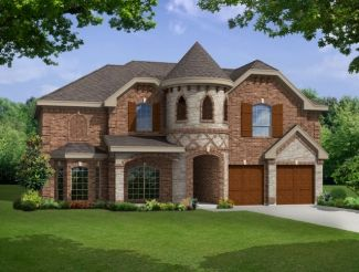 Canyon Lakes West by First Texas Homes in Houston Texas