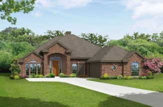 Westchester II - Cotton Creek Ranch: Midlothian, TX - Gallery Custom Homes