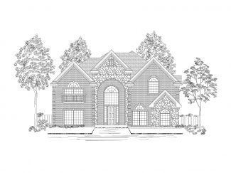 Woodbridge Estates by Gallery Custom Homes in Dallas Texas