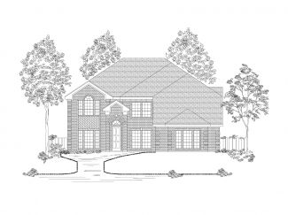 Riverstone II - The Highlands at Trophy Club: Trophy Club, TX - First Texas Homes