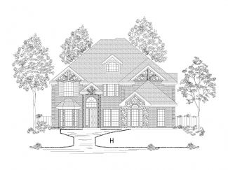 Crestwood - Bella Strada: Flower Mound, TX - First Texas Homes