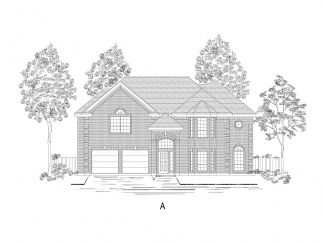 Brookfield F - Spring Creek Estates: Midlothian, TX - First Texas Homes