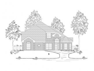 Birchwood - Garden Heights: Mansfield, TX - First Texas Homes