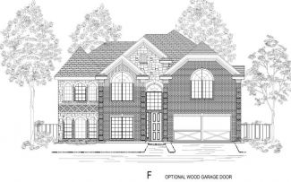 Mira Lagos by First Texas Homes in Dallas Texas