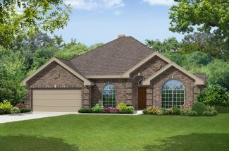 Seville 2428 - Winterhaven Estates: Cedar Hill, TX - First Texas Homes