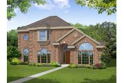 60' lots - Brighton 44 R - Heron's Bay Estates: Garland, TX - Gallery Custom Homes