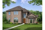 70' lots - Brighton 44 R - Heron's Bay Estates: Garland, TX - Gallery Custom Homes