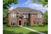 Rear Entry - Hillcrest R w/Media - Trails of Glenwood: Plano, TX - First Texas Homes