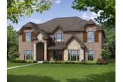 70' lots - Hillcrest R w/Media - Magnolia Farms: Glenn Heights, TX - First Texas Homes