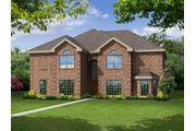 Brentwood II w/Media - Cotton Creek Ranch: Midlothian, TX - Gallery Custom Homes