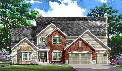 Miralago Estates by Fischer & Frichtel in St. Louis Missouri
