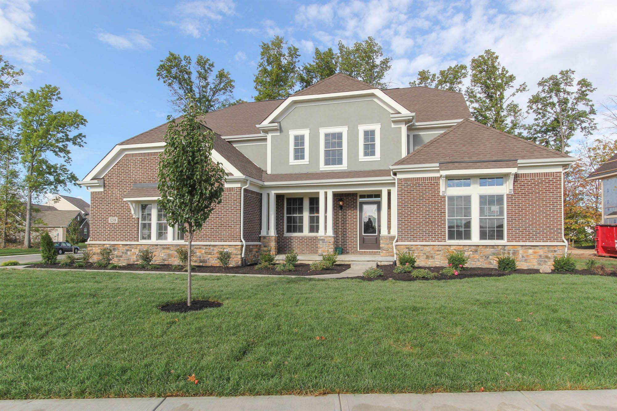 12318 Whispering Breeze Drive, Fishers, IN Homes & Land - Real Estate