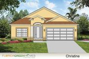 Christine III - Florida Green Homes: Palm Coast, FL - Florida Green Homes