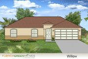 Willow - Florida Green Homes: Palm Coast, FL - Florida Green Homes