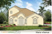 Maria w/ bonus room - Florida Green Homes: Palm Coast, FL - Florida Green Homes