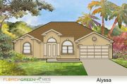 Alyssa - Florida Green Homes: Palm Coast, FL - Florida Green Homes