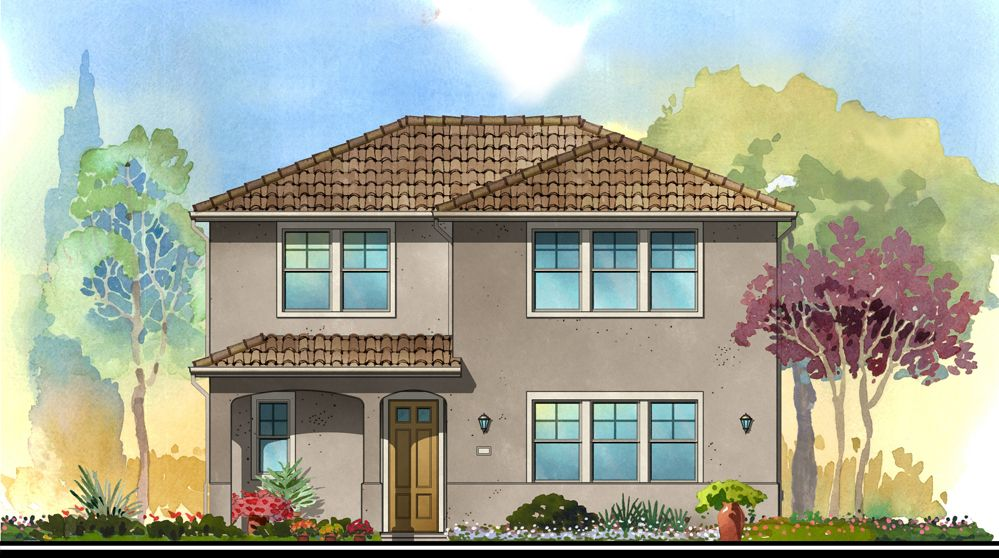 Single Family for Sale at The Groves At Falling Leaf - They Sycamore 2517 Albatros Drive Modesto, California 95355 United States